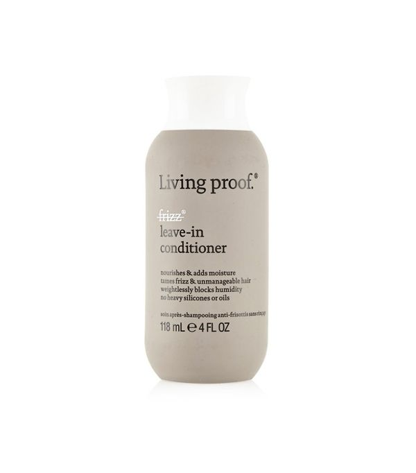 Best summer haircare Living Proof No Frizz Leave-in Conditioner