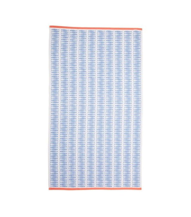 One Kings Lane Sardines Beach Towel