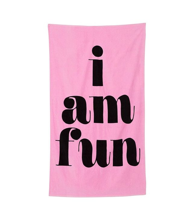 Ban.Do Beach, Please! Giant Beach Towel