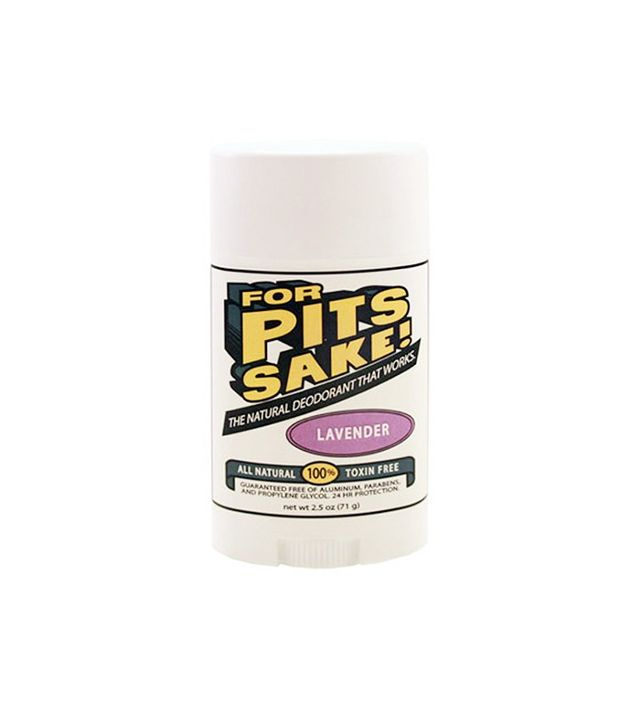 For Pits Sake! Lavender Natural Deodorant