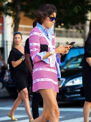 This Is How Fashion Girls Do Flip-Flops