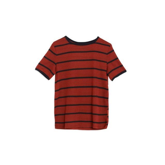 Who What Wear Stripe Crew Sweater