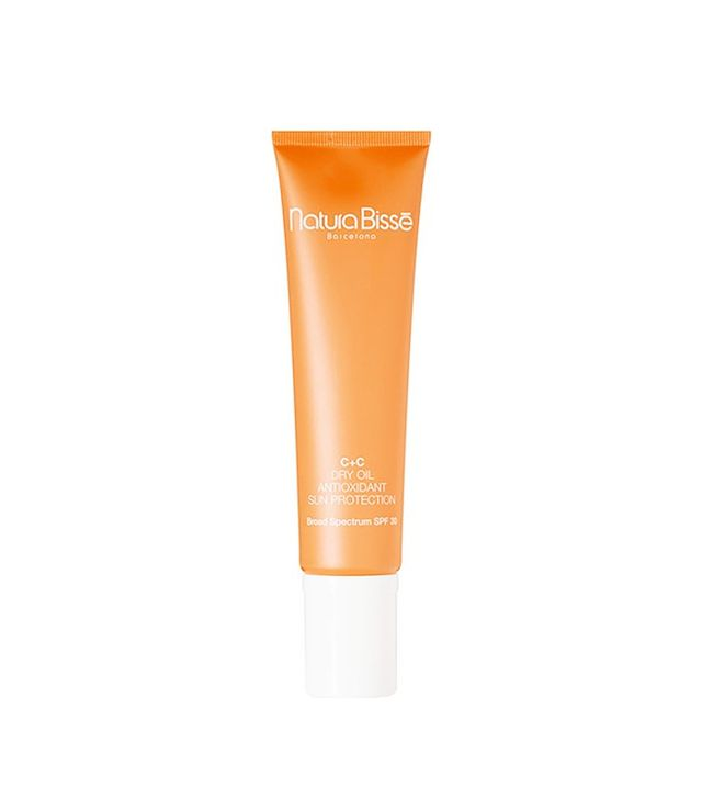 NaturaBissé C+C Dry Oil Antioxidant Sun Protection SPF 30