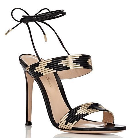 Suni Ankle-Tie Sandals
