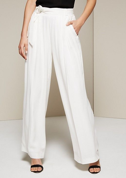 Comma Wide Summer Pants