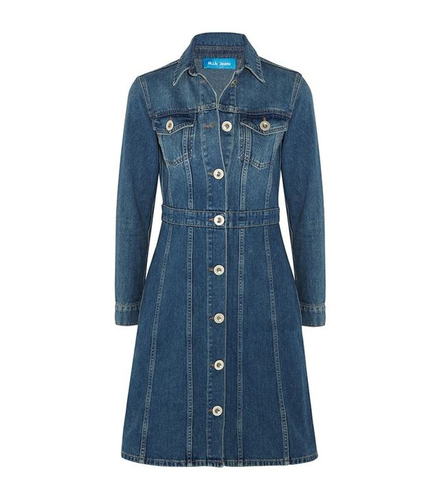 M.i.h Jeans DJ Denim Mini Dress