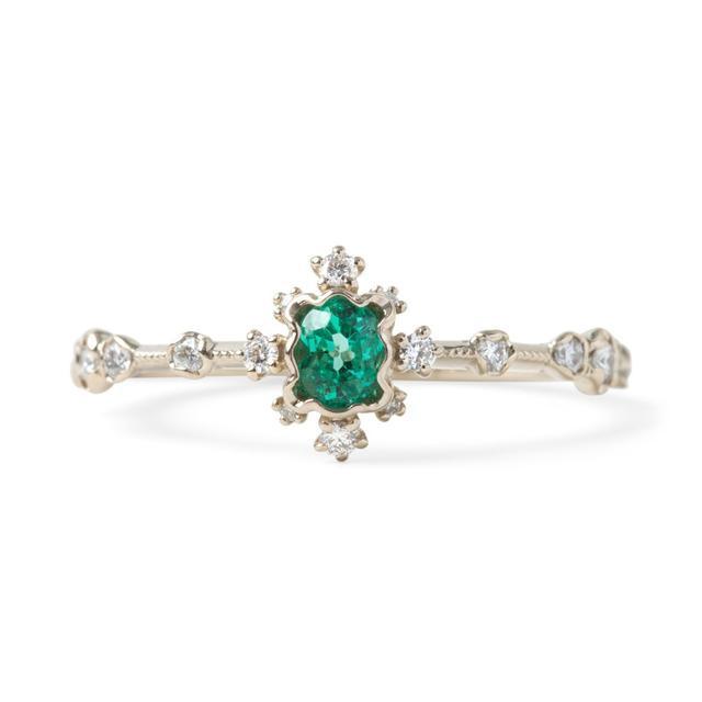 Kataoka Emerald Forest Ring