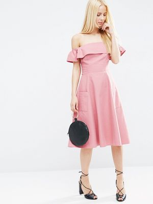 Love, Want, Need: ASOS's Perfect Pink Dress