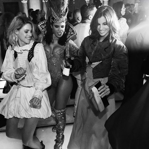 Inside Louis Vuitton's Rio Show With Super-Blogger Sofie Valkiers