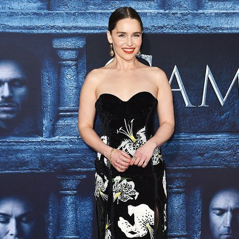 From One Petite Girl to Another: Emilia Clarke, You Are My Fashion Hero