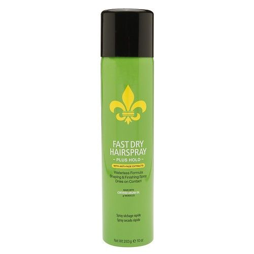 DermOrganic Fast Dry Hairspray