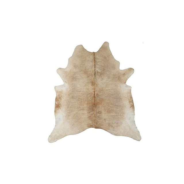NSW Leather Co Natural Cowhide Rug, Medium Exotic