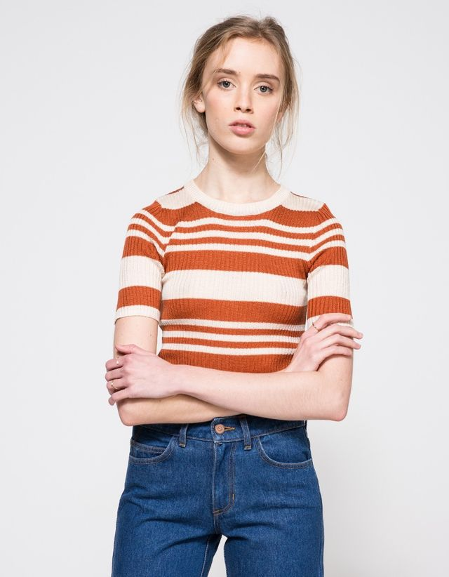 Which We Want Reyna Crop Top