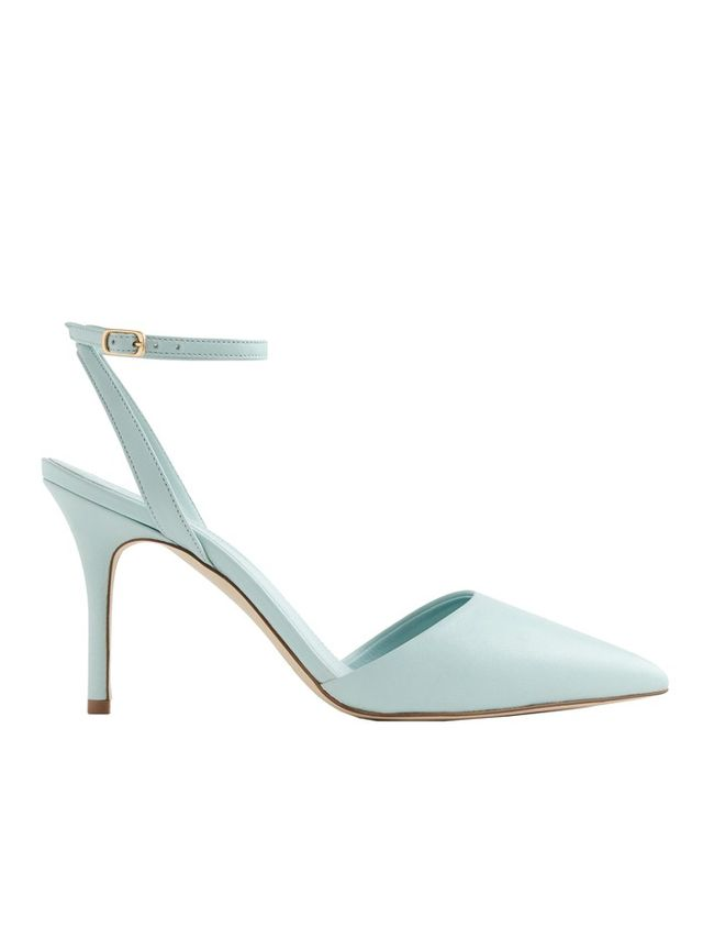 J.Crew Elsie Ankle-Wrap Pumps