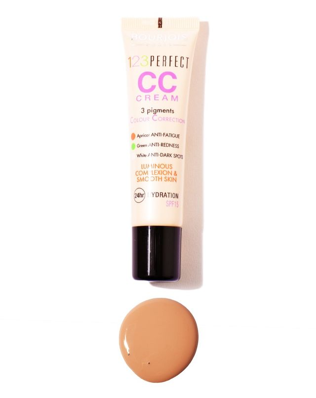Bourjois 123 Perfect CC Cream Foundation