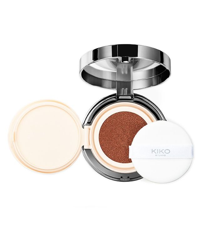 Kiko CC Cream Cushion System Colour-perfecting foundation