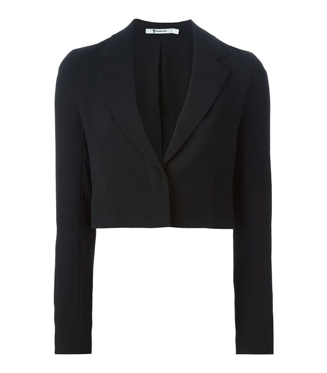 T by Alexander Wang Cropped Blazer