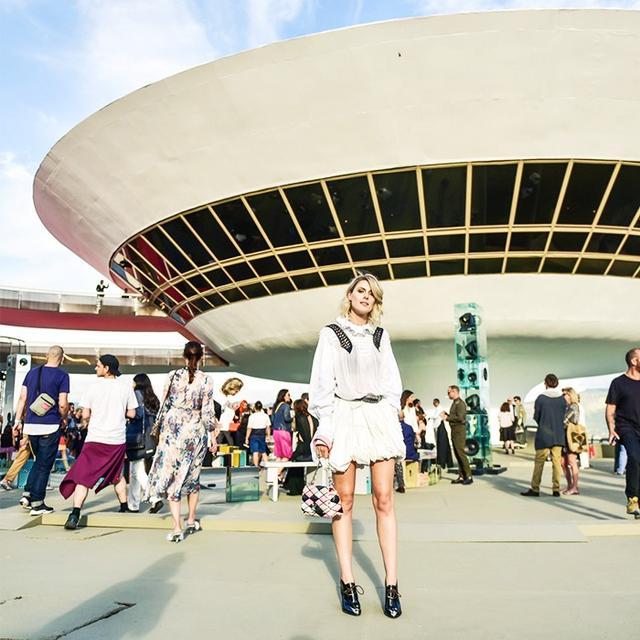 Inside Louis Vuitton's Rio Show With a Major Fashion Blogger