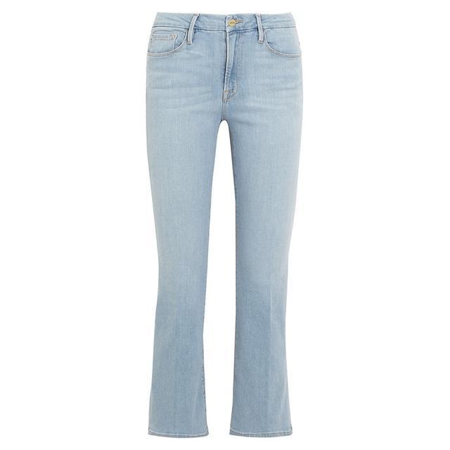 Frame Denim Le Crop Bootcut Jeans
