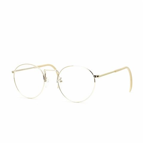 Cable Temple Eyeglasses
