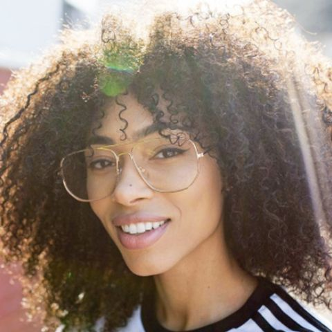 Geek chic glasses: ASOS Lesley