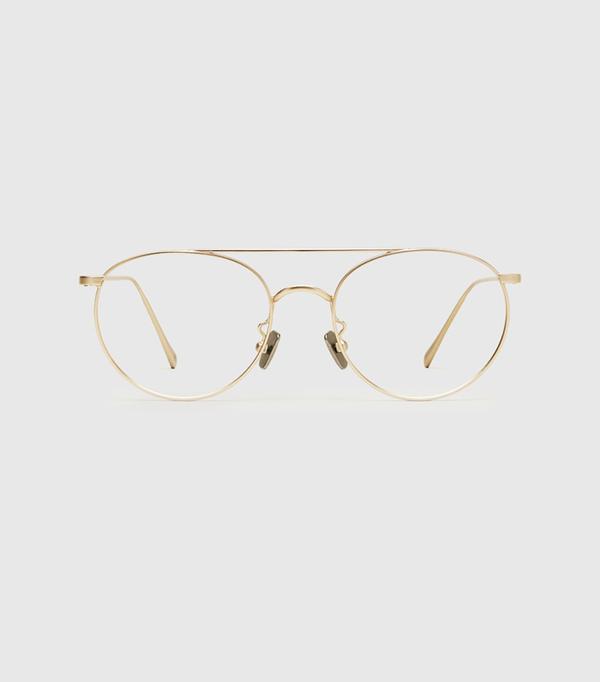 Geek chic glasses: Cubitts Bemerton Glasses
