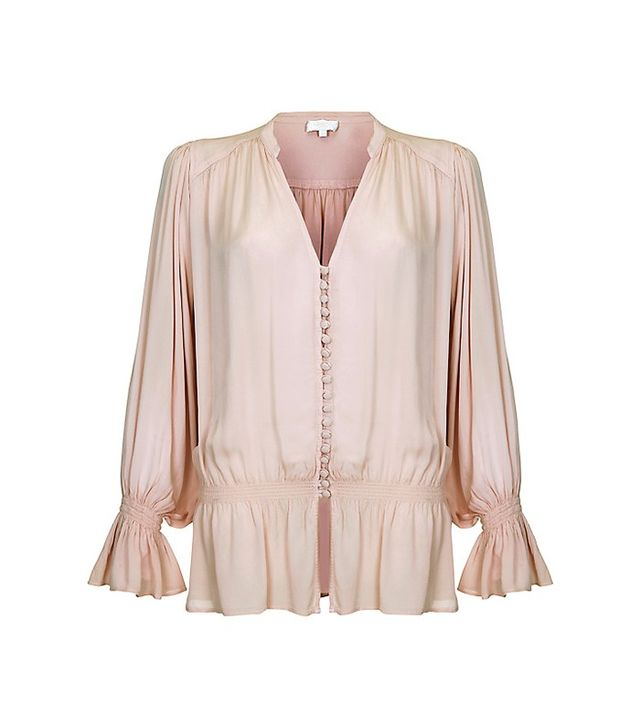 Ghost Lily Blouse