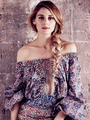 Olivia Palermo Nails Summer's Most Romantic Trend