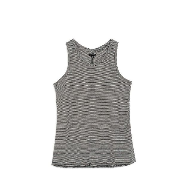 Who What Wear Twisted Seam Tank