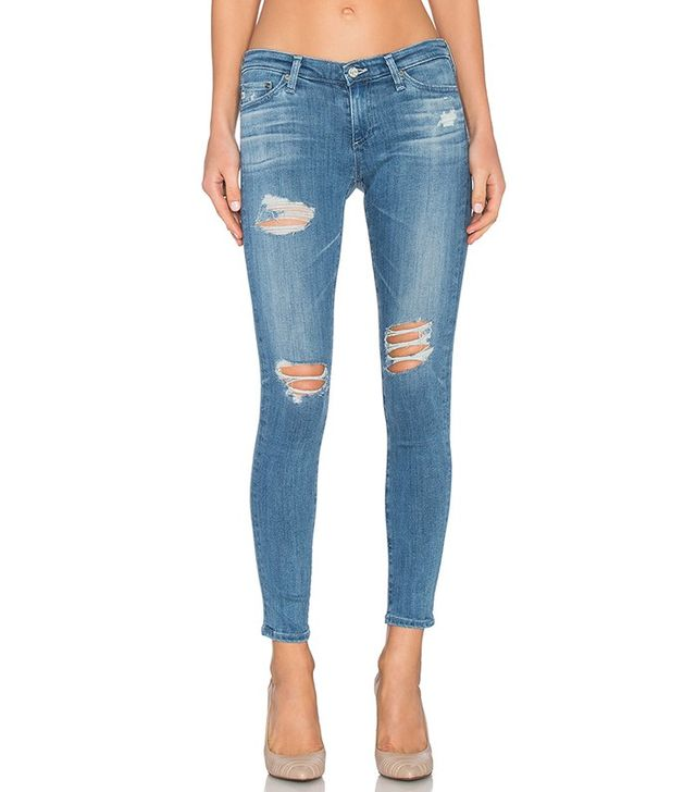 AG Adriano Goldschmied Legging Ankle Jeans