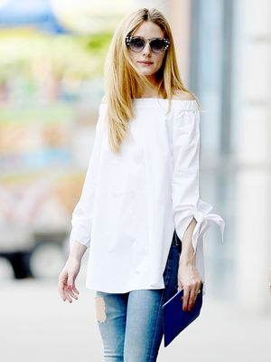 Olivia Palermo Swapped Her White Sneakers for This New Trend Instead