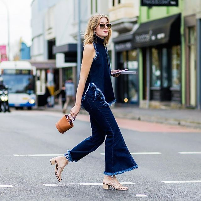 Day 27: Follow five new Instagram accounts for fresh outfit inspiration.