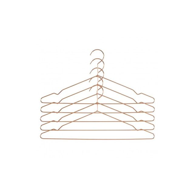 HAY Hang Coat Hanger Set of 5