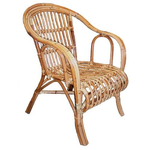 Temple and Webster OZ Split Rattan Adult Chair