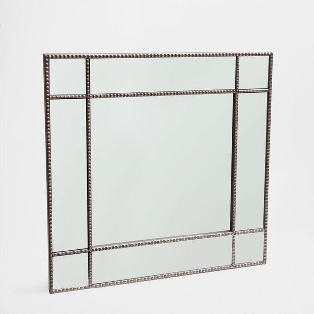 Zara Home Square Resin Mirror
