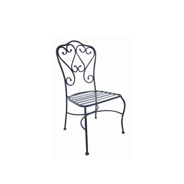 Interiors Online Wrought Iron Chair