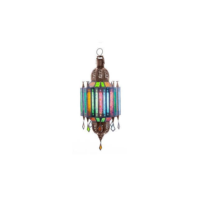 Kasbah Imports Moroccan Hanging Lantern