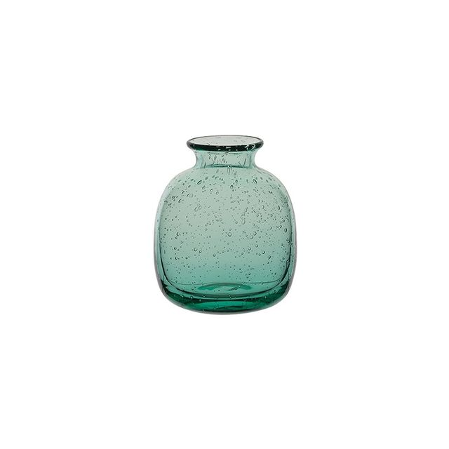 Freedom Briony Vase 10cm in Seagreen
