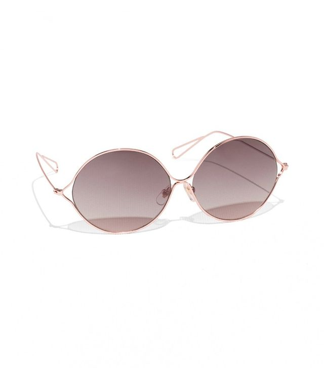 & Other Stories Metal Sunglasses