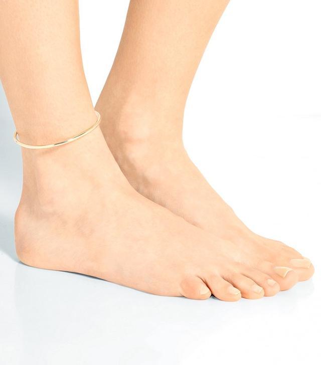 Jennifer Fisher Gold-Plated Anklet