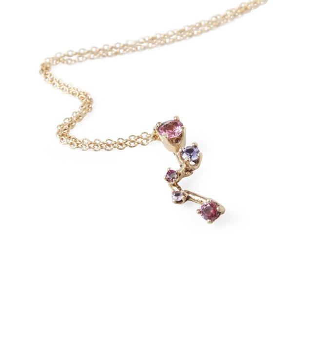 Morphe Jewelry Sapphire Constellation Necklace