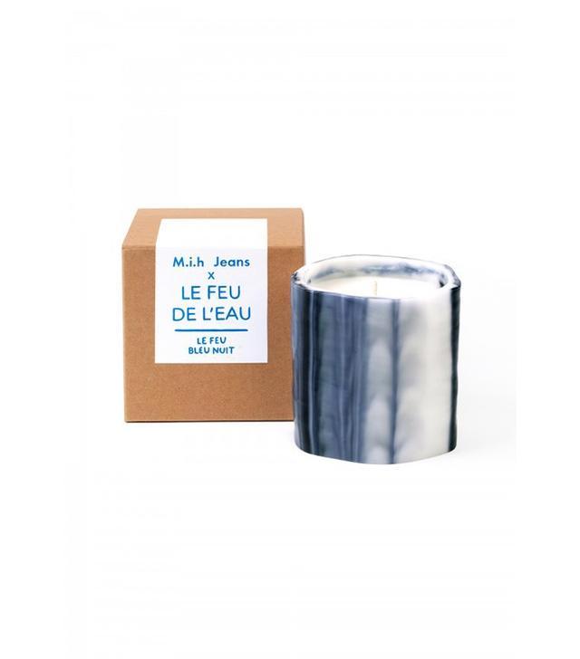 M.i.h Jeans x Le Feu de L'Eau Scented Candle in Bleu Nuit