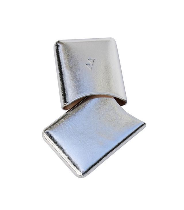 Vere Verto Brev Card Holder-Silver