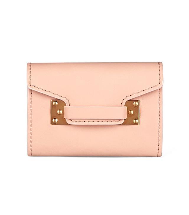 Sophie Hulme Milner Leather Cardholder