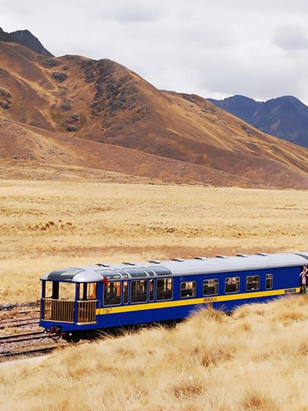 These bucket list train trips prove it 39 s all about the for Best train vacations in the world