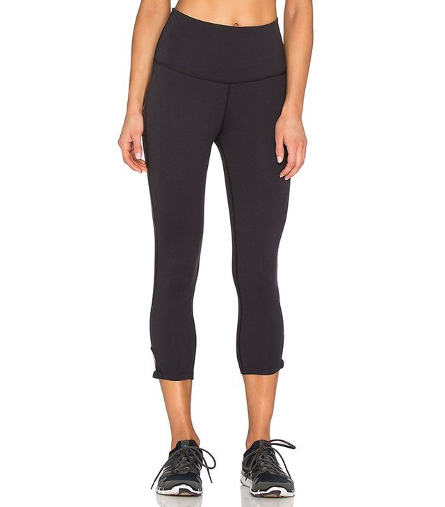 Beyond Yoga X Kate Spade High Waist Bow Capri Legging