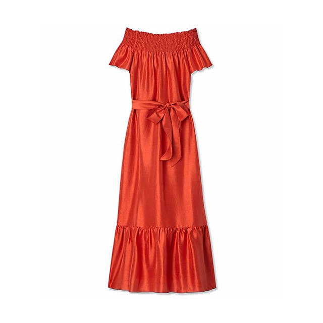 Tory Burch Ramona Maxi Dress