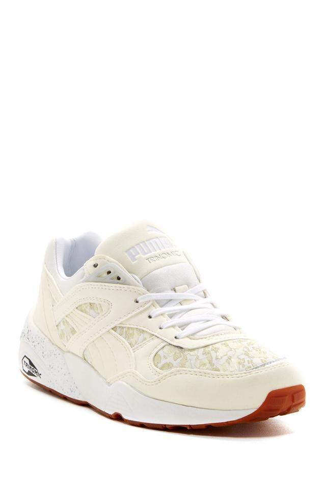 Puma Trinomic R698 NC Sneakers in Marshmallow