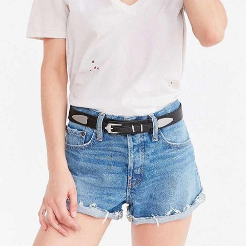 Tom Girl Denim Shorts