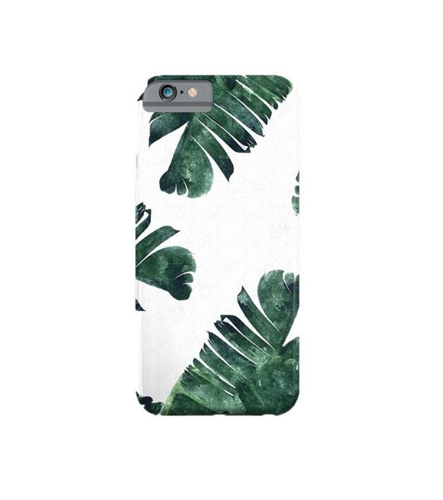 Society 6 Banana Leaf Phone Case